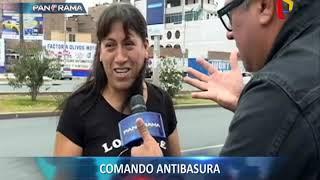 Ranking top 5: comando antibasura lucha contra los 'cochinos' de la ciudad