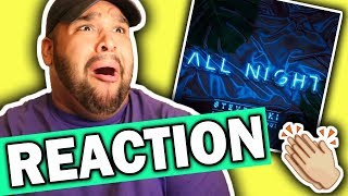Steve Aoki & Lauren Jauregui - All Night [REACTION]