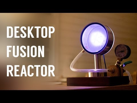 Making a Desktop Fusion Reactor