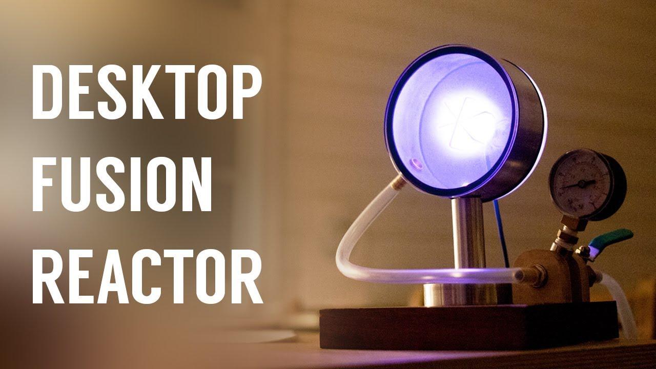 Making A Desktop Fusion Reactor