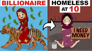 I Went From Billionaire Daughter To Homeless At 10