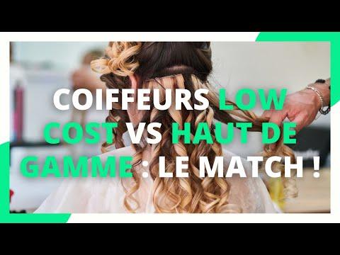 Coiffeurs low cost vs haut de gamme : le match !
