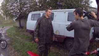 Ирбис ТТР 250 (часть 2)