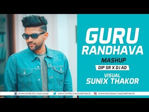 Guru Randhawa Mashup 2k18 || Punjabi remix || DJ dip & DJ SR || Antique World.