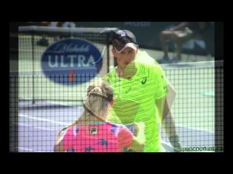 Vasek Pospisil vs. Andy Murray
