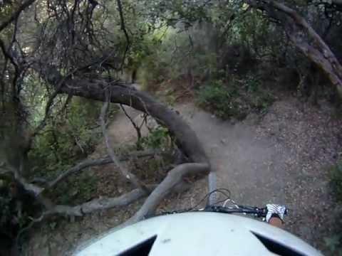 Aliso Woods: Car Wreck Trail - Go Pro HD