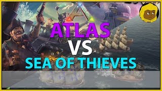 SEA OF THIEVES KILLER? - ARK ATLAS