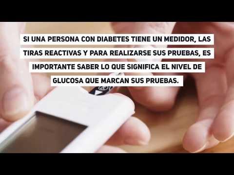 diabetes varía niveles