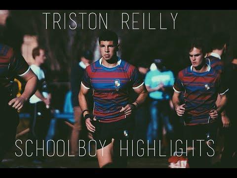 Triston Reilly || Explosive Schoolboy Highlights