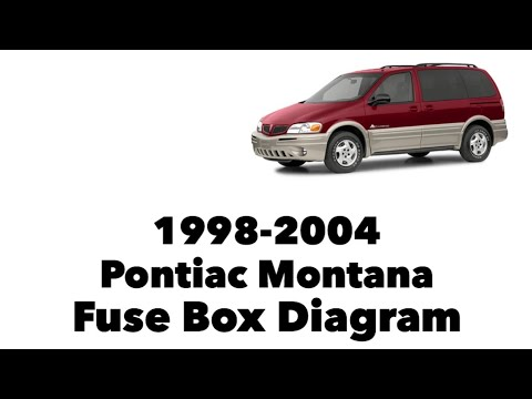 Montana Vans Fuse Box Main Fuse Box Diagram 1996 Subaru Yodoo Nahmasuk Madfish It