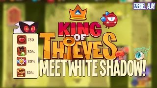 "King of Thieves: Meet ""White Shadow"""