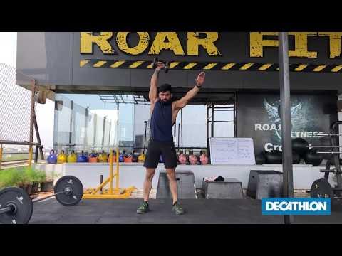 Dumbbell Fitness Tutorial thumbnail
