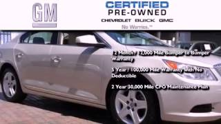 Pre-Owned 2010 Buick LaCrosse West Palm Beach FL