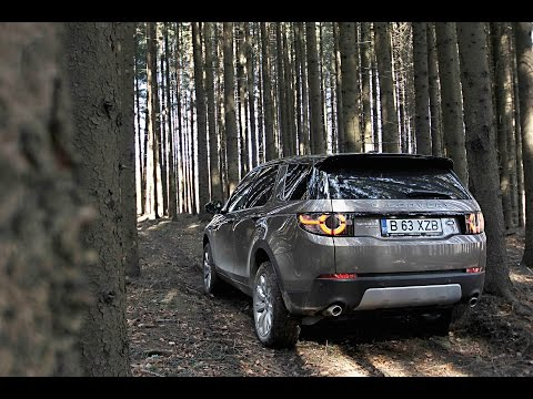 Test Land Rover Discovery Sport | BMW Blog Romania