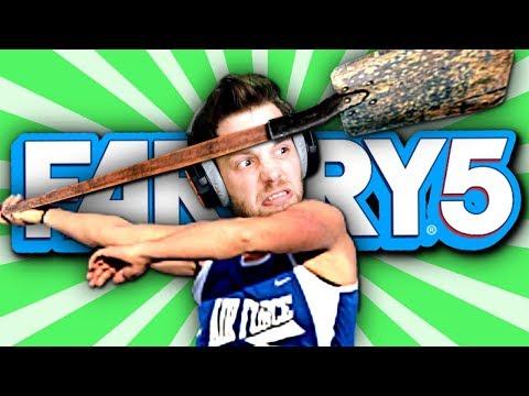 SHOVEL THROW GUY EPISODE 3 [Far Cry 5]