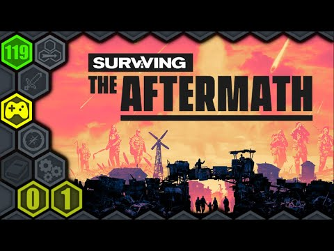 Surviving the Aftermath (EA2019) [FR] Let's Play #01