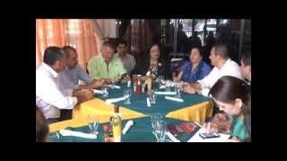 UTV: Rectora se reúne con alcaldes de Ocotepeque