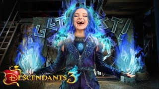 Descendants 3 Mal is ruler of the underworld! 💙🔥 Descendants 3 | Alice Edit!