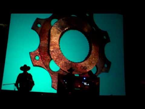 """Nortec Bostich + Fussible Shake It Up """"Live"""" @ Central Park (LAMC 2010) N.Y.C Prt 2"""
