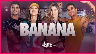 Banana - Anitta With Becky G | FitDance TV (Coreografia Oficial)