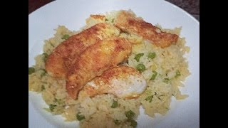 Cooking Chicken And Rice With Jonathan Irizarry Jifitness