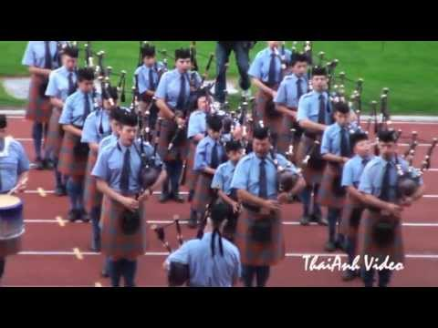 RCMP MUSICAL RIDE 2013 - BURNABY - GREATER  VANCOUVER - CANADA (PART 01)