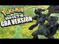 Reacting To Pokemon White GBA Version!