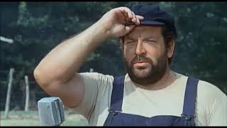 Bud Spencer  Terence Hill motorcycle duel
