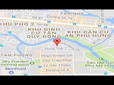 Cho Thuê Biệt Thự Hưng Thái, Phú Mỹ Hưng, Quận 7 Giá Rẻ Nhất Thị Trường