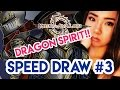 KoA – Sabrina Speed Draw #3 – Dragon Spirits