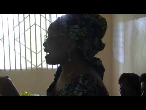 RuWCED Workshop - Marriage & Women's Rights in Cameroon