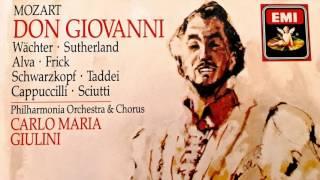 Mozart - Don Giovanni (reference recording : Carlo Maria Giulini)