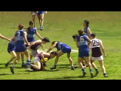 2016 Secondary School Knock Out Competition Grand Final - Sacred Heart v PAC