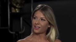 Rebecca Volpetti: Una ragazza veramente timida!