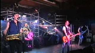 Johnny Diesel & the Injectors - live - Cry In Shame