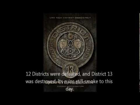 hunger games a history of panem youtube