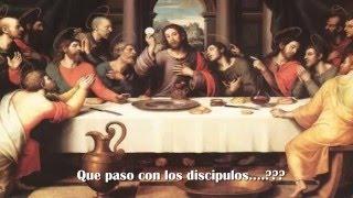 Que paso con los Discipulos de Jesus/Yeshua.