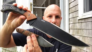 FIRST LOOK: 6 New Knives from Condor Tool & Knife: Matt Graham, Atrox, Urban Puukko Mini Hudson Bay