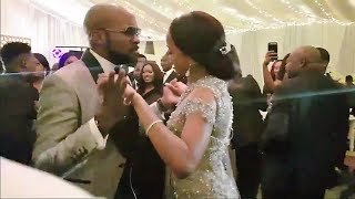 Best Couple Dance Of 2017 Banky W and Adesua-The Finale