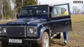 Моторы: Land Rover Defender и Йошкар-Ола