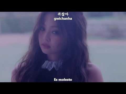 JENNIE (BLACKPINK) - SOLO MV [Sub Español + Hangul + Rom] HD