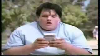 Sega Game Gear Commercial  Starring Ethan Suplee and a dead squirrel