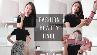 h&m fall try on haul 2018