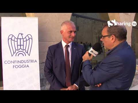 Intervista Gianni Rotice SHARING TV Porto di Capitanata