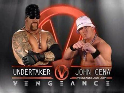 Resultado de imagem para john cena vs undertaker 2003