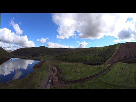 Glen Devon, Scotland - Full Journey