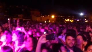 Ferias y Fiestas de Segovia 2014 . Concierto Sergio Dalma  21/6/2014  (3)
