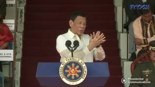 Commencement Exercises of the PMA 'ALAB TALA' Class of 2018 (Speech)