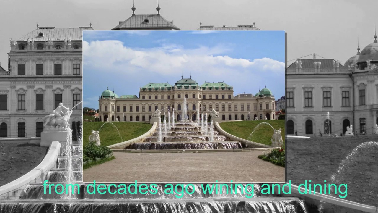 Top 10 The Most Liveable Cities In The World Vienna