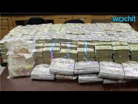 Police Seize Millions Of Dollars Discovered In Buckets